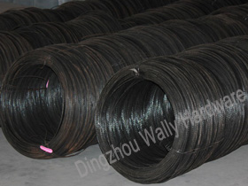 Galvanized/Black Steel Wire